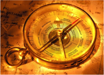 Description: A close up of a clock  Description automatically generated
